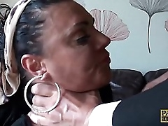 Mature UK succubus dominated..