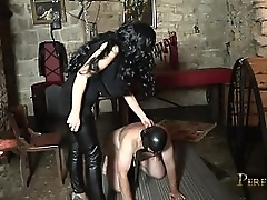 At the Mercy of Mistress..
