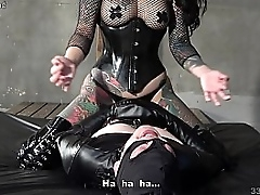 Japanese Dominatrix BDSM..