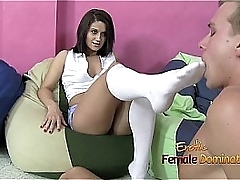 Kneesocks Foot Fetish Of..